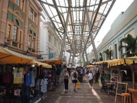 Am Zentralmarkt