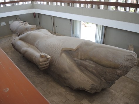 Statuen von Ramses II. aus der Zeit 1279 v. Chr. bis 1213 v. Chr.