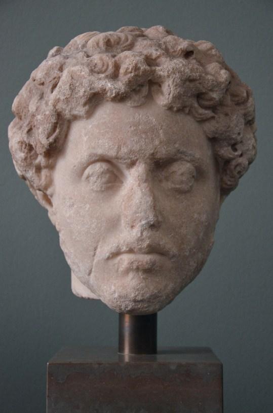 Marcus Aurelius, from Tusculum near Rome, AD 144-145, Ny Carlsberg Glyptotek, Copenhagen © Carole Raddato