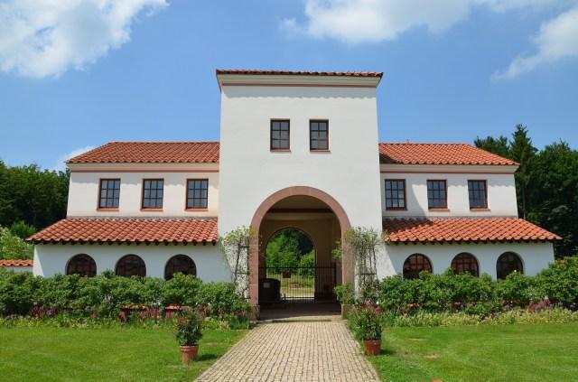 The Gatehouse, Villa Borg © Carole Raddato
