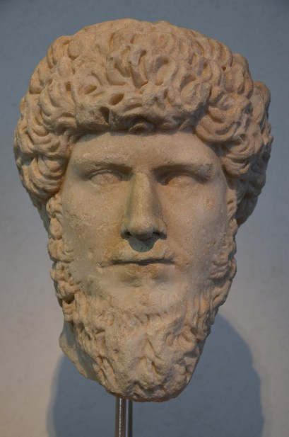 Lucius Verus, from the Via Appia, 169 AD.