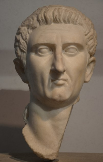 Portrait of Nerva, between 96 and 98 AD, Palazzo Massimo alle Terme, Rome