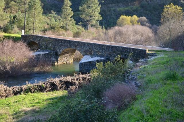 Roman Bridge, Ponte dos Três Concelhos, Portugal © Carole Raddato