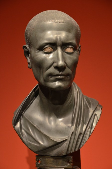 The Green Caesar, Greywacke from Egypt, 1 - 50 AD, Altes Museum Berlin