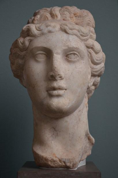 The Empress Faustina the Younger, wife of Marcus Aurelius, from Tarsos (Asia Minor), mid 2nd century AD, Ny Carlsberg Glyptotek, Copenhagen © Carole Raddato