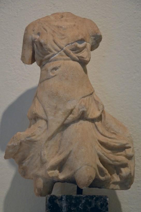 Marble statue of Artemis/Diana