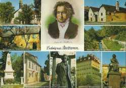 Postcard Beethoven