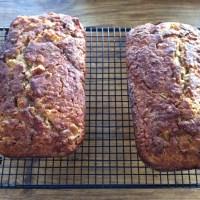 Oatmeal Pear Bread