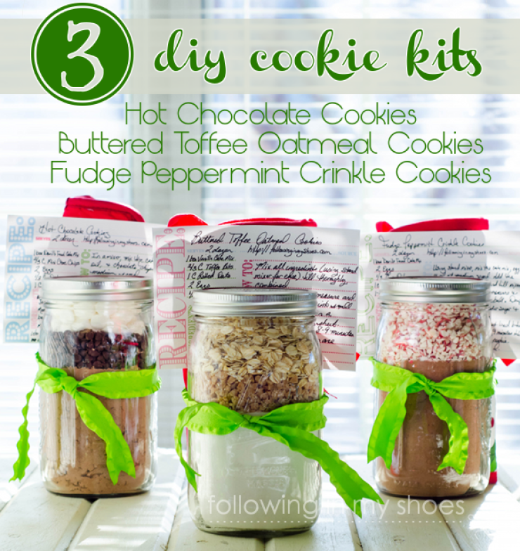 DIY Cookie Mix Kits | DIY Survival Food You'll Actually Want To Eat | survival food | survival food and gear