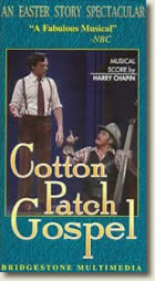 """Cotton Patch Gospel"" video"