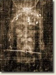 Image on the shroud of Turin
