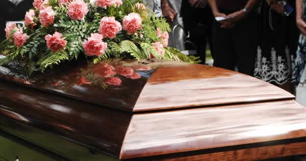 casket