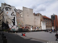 street art, grafitti