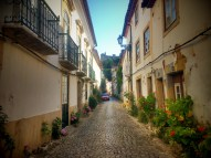 Tomar streets