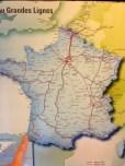 London - Paris - Bayonne - St Jean Pied de Port