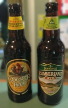 Some new beers to try at the YHA