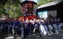 Festival in Hiwasa