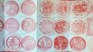 Dual Pilgrim - stamps
