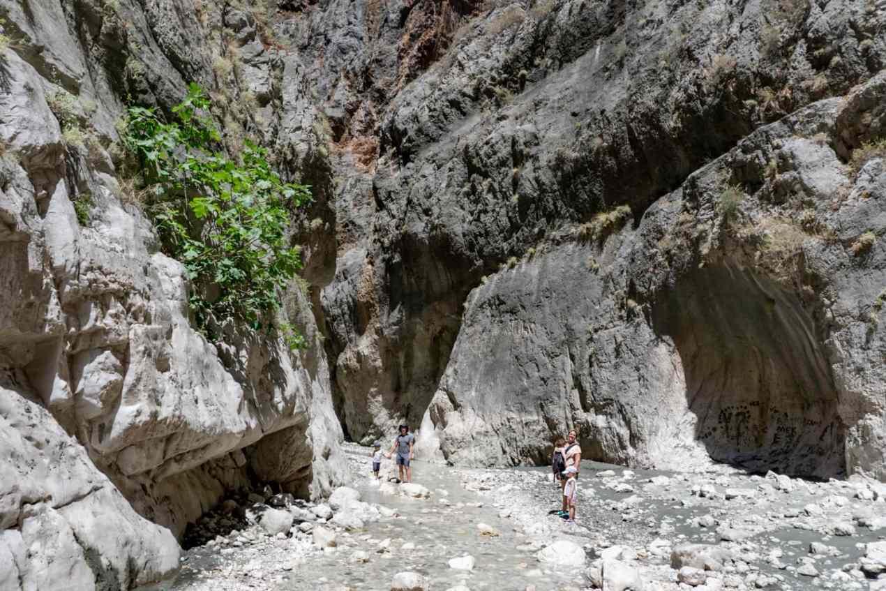 Saklikent Canyon Fethiye Kalkan Turkey