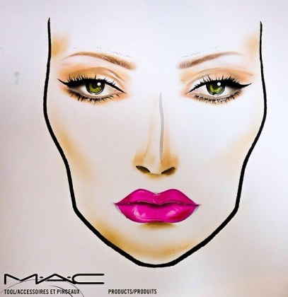 MAC-Kelly-Osbourne-Face-Chart