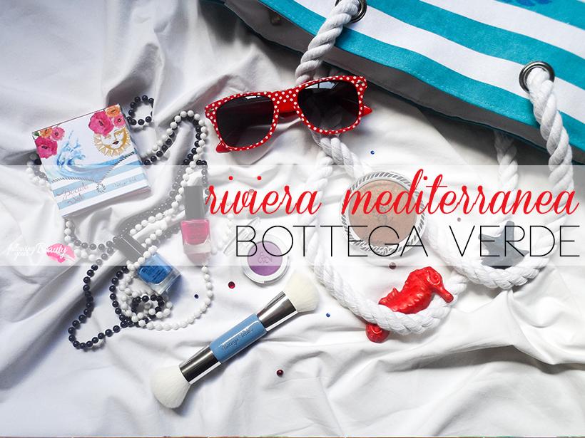 L'estate di Bottega Verde con il make-up Riviera Mediterranea