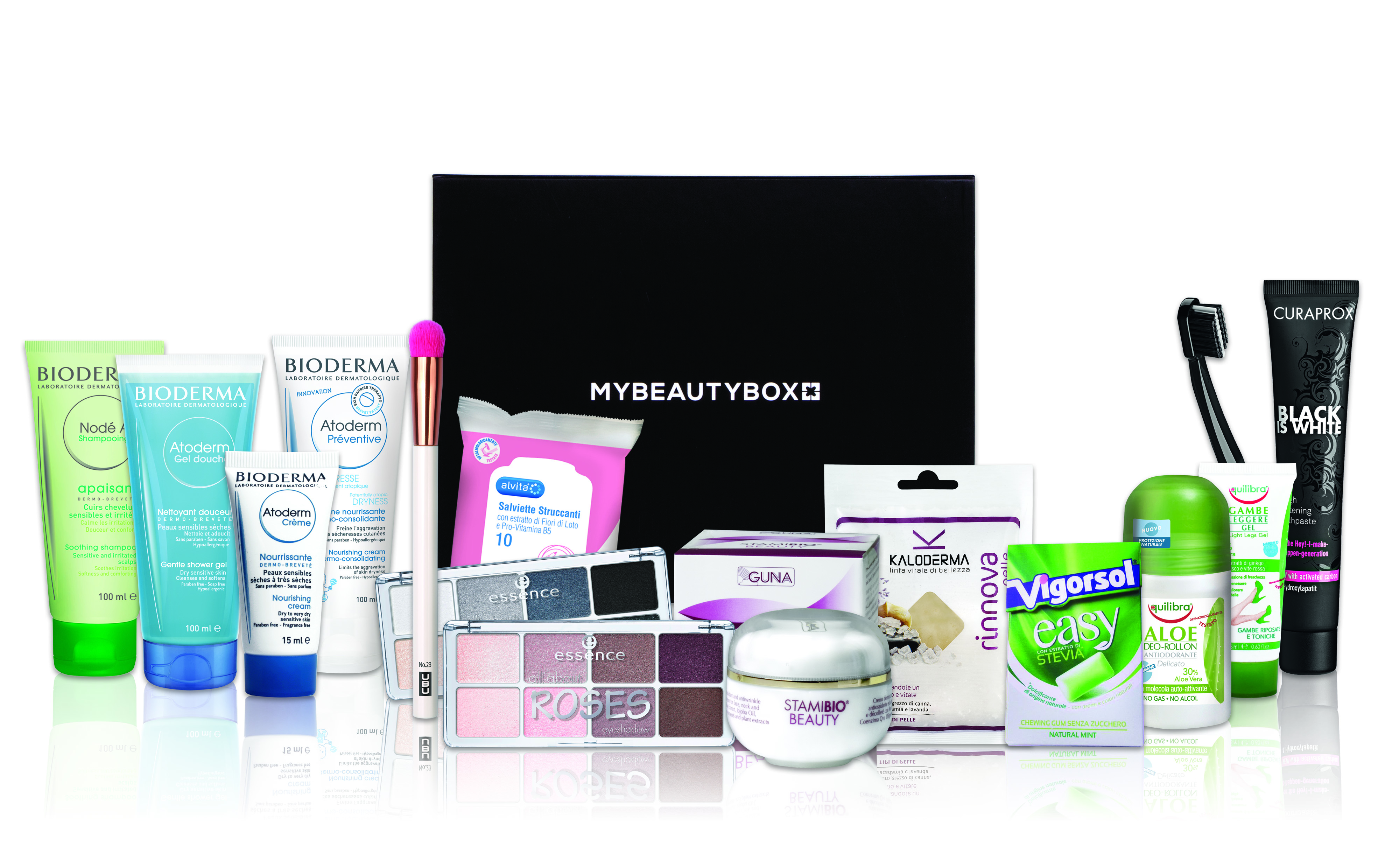 My Beauty Box ed il Wellness beauty program di Settembre