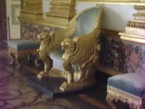 il trono del re