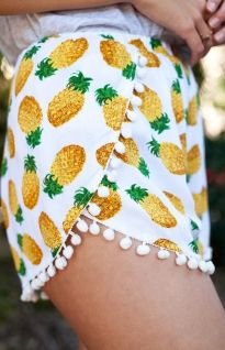 pineapple-shorts
