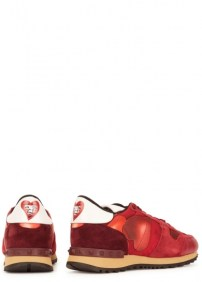 Valentino-dark-red-leather-trainers-back-615