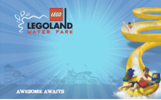 Legoland Water Park ticket