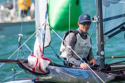 Olympic Sailing Trials - David Hein