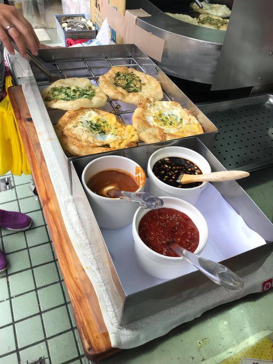 宜蘭必吃美食,蔥油餅DIY,柯氏蔥油餅,頂埔阿嬤蔥油餅,何家蔥餡餅