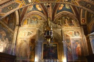 Inside the Pubblico Civico