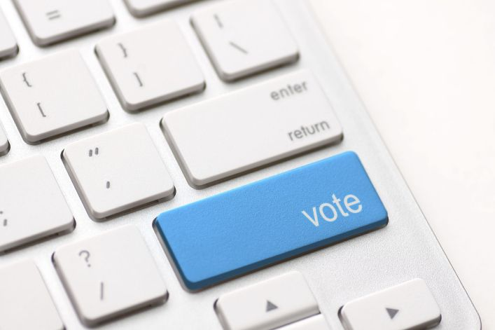 why you should support secure mobile voting and provably honest elections. - follow my vote