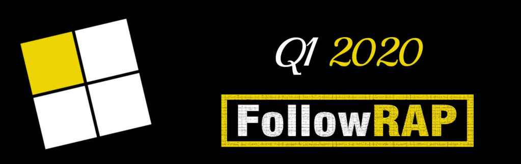 podsumowanie pierwszy kwartał followrap