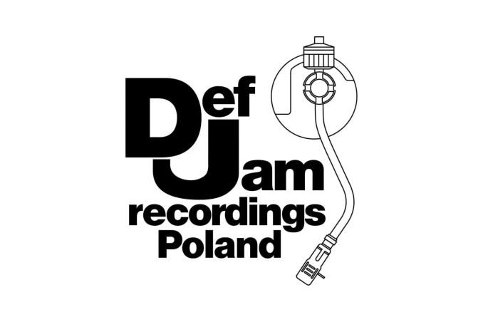Logo Def Jam Recordings Poland.