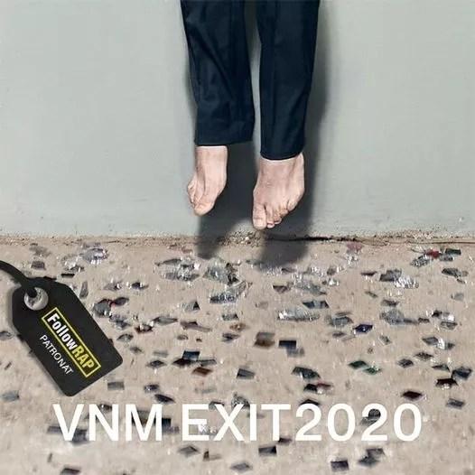 Okładka VNM EXIT2020 Olexander FollowRap