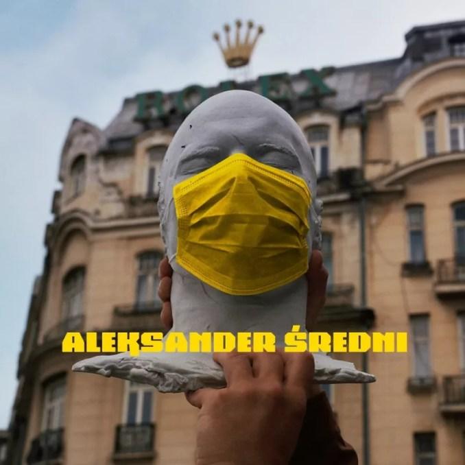 Łagu - ,,Aleksander Średni'' (okładka)