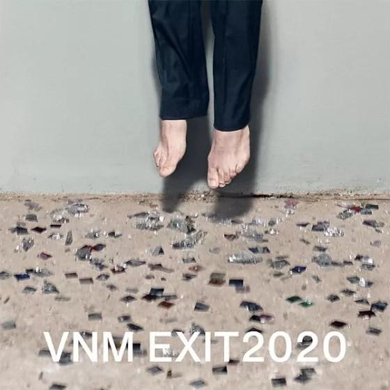 """VNM - """"EXIT 2020"""" (okładka)"""