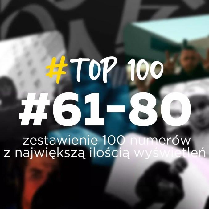Top100 najpopularniejszych kawałków 2020 61-80 FollowRap