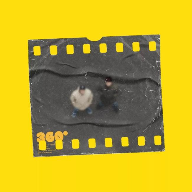 Shellerini x Szpaaq - Kodakrom, okładka