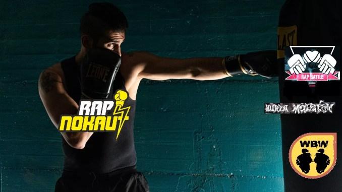 battle-rap rap nokaut bije inne ligi