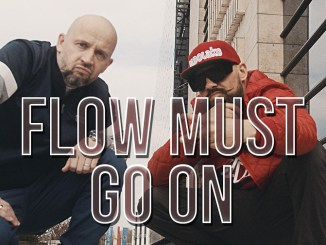 cover FLOW MUSTO GO ON