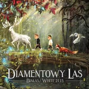 białas white diamentowy las okładka
