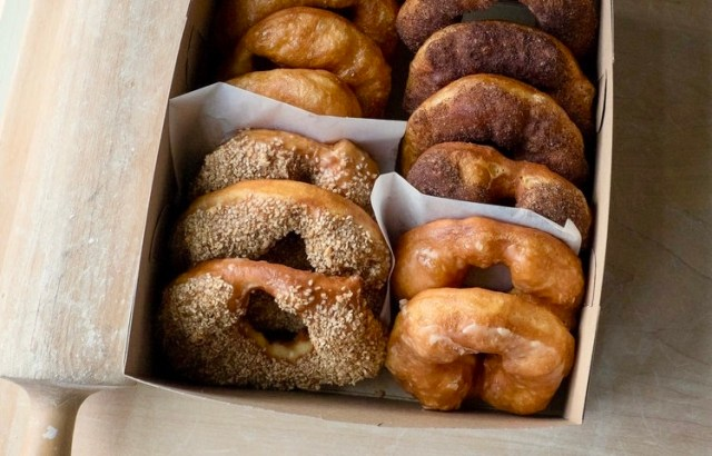 Hole Doughnuts - Asheville, North Carolina