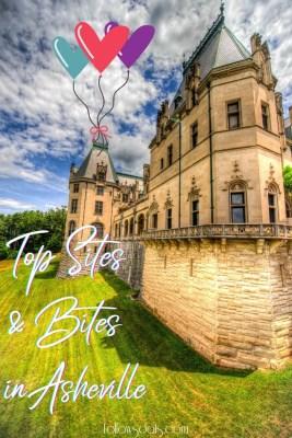 Top Sites & Bites in Asheville, North Carolina