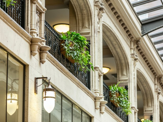 The Grove Arcade - Photographic Tour of Historic Downtown Asheville, N