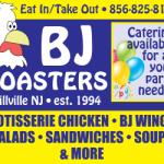 BJ Roasters 2018.12.05 300×250