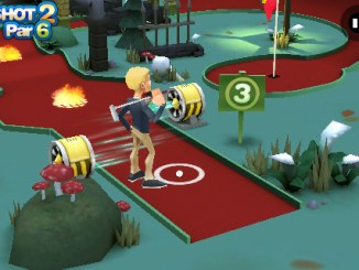 3D Mini Golf Challenge review