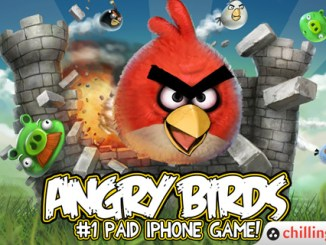 Angry Birds sales statistics